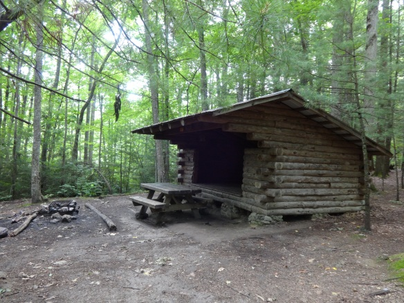Lost Mountain Shelter